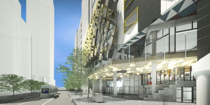 RMIT Swanston Street Redevelopment