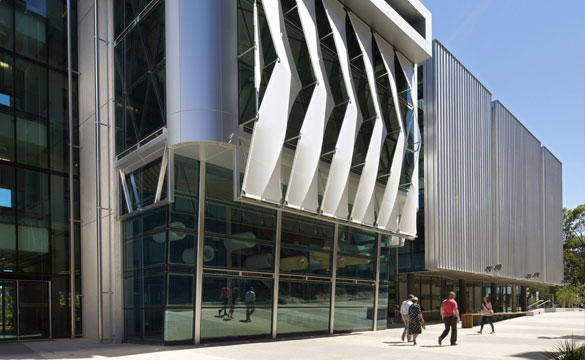 Monash University Science Technology Research and Innovation Precinct Strip 2 and 3