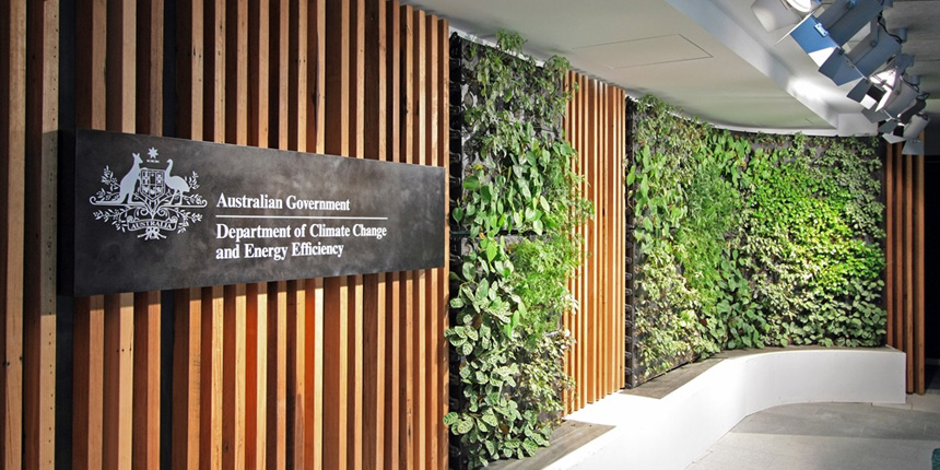 Department of Climate Change and Energy Efficiency (DCCEE) Fitout