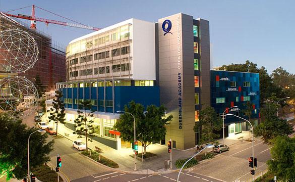Queensland Academy of Creative Industries