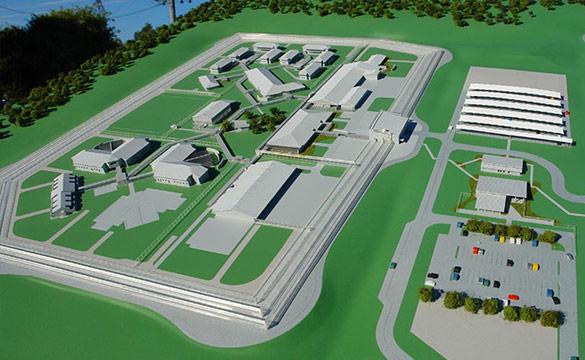 SEQ Correctional Precinct Development Stage 1