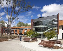 ANU Crawford School of Economics and Government (J. G. Crawford building)