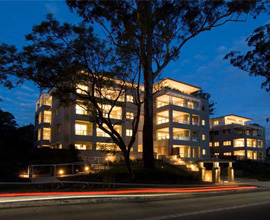 Beumont Apartments, Wahroonga