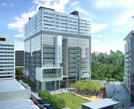 Brisbane Supreme Court and District Court