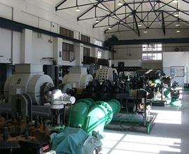 Cotter Pump Station