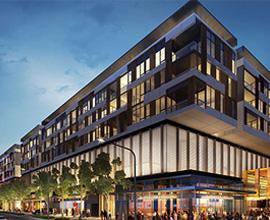 East Village Residential Development