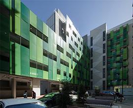 Prahran Housing Precinct