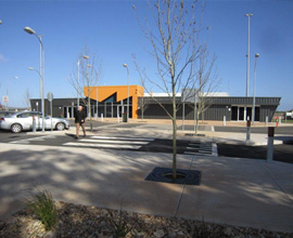 Whyalla Airport Terminal and Carpark Redevelopment