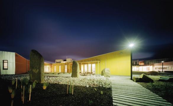 University of Tasmania - Riawanna Building