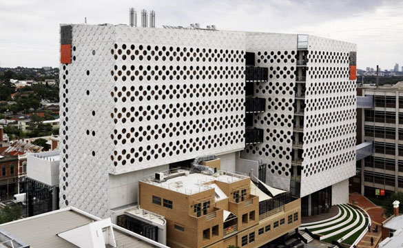 Swinburne University Advanced Technologies Centre (ATC)