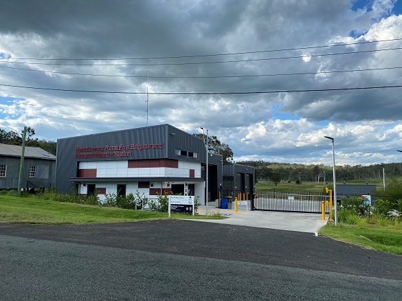 Rathdowney Fire Station